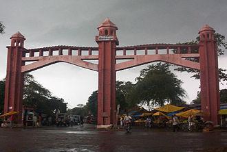 Unnao - Unnao Bypass Gate near Nirala Nagar
