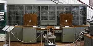 Ural (computer) - Ural-1 front view.