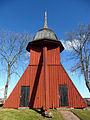 Vårkumla kyrka Klockstapeln 2010-04-22.jpg