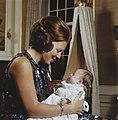V.l.n.r. Prinses Beatrix , Prins Johan Friso , Prins Willem Alexander , Prins Cl, Bestanddeelnr 254-8223.jpg
