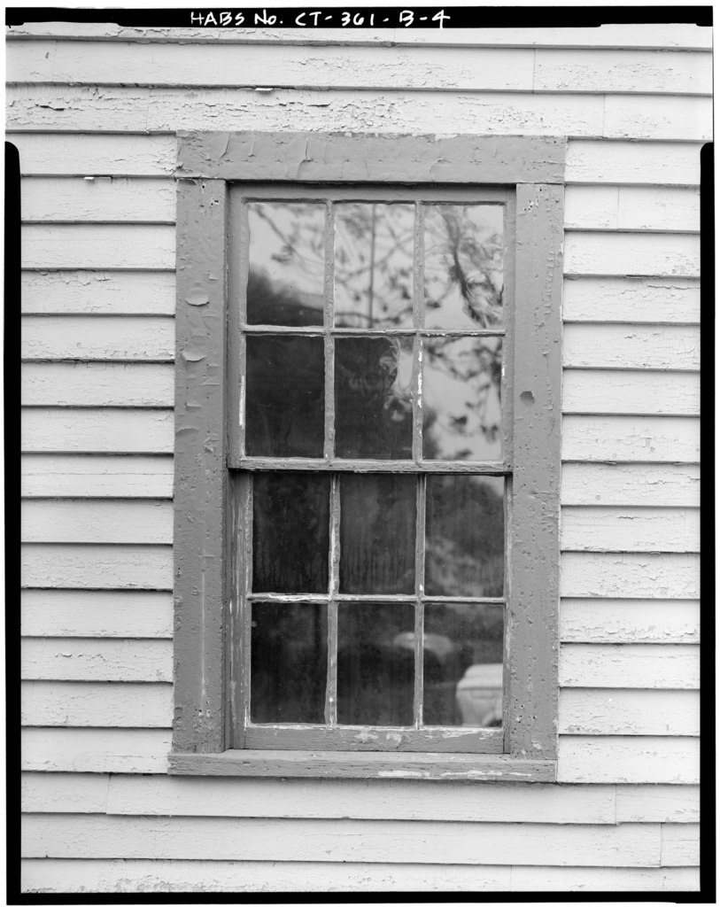 File view east detail typical window putnam for Wisconsin window manufacturers