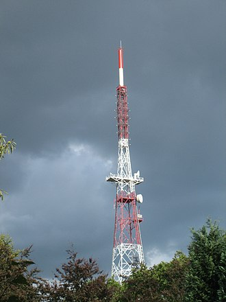 Norkring - Transmitter in Schoten, Belgium