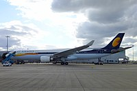 VT-JWS - A333 - Jet Airways