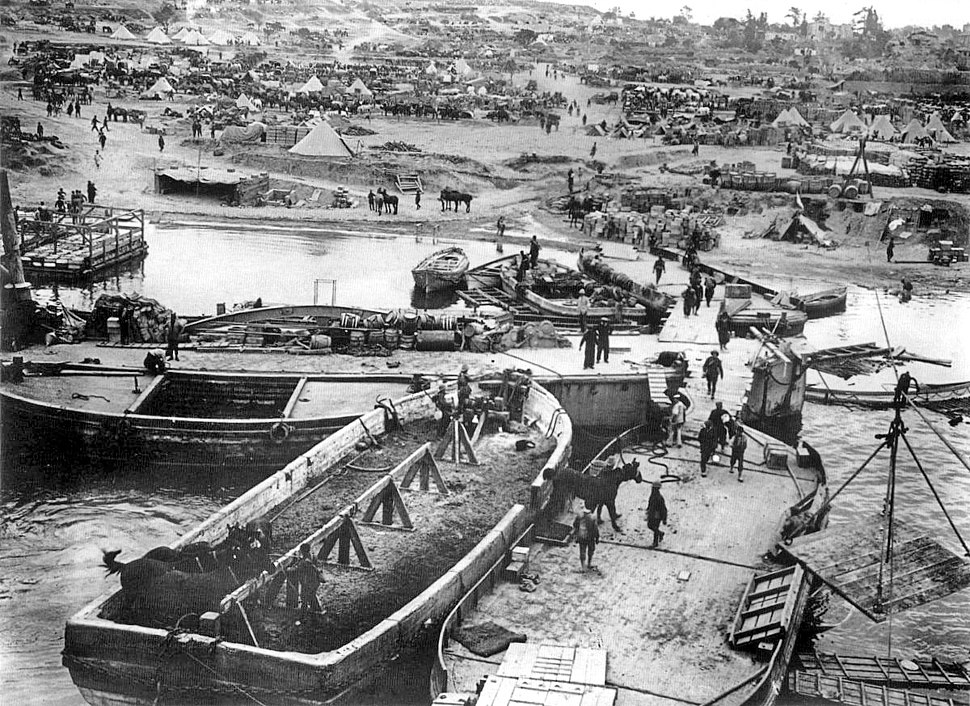 V Beach Helles Gallipoli