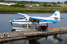 Vancouver Island Air Float Plane, Campbell River, British Columbia, Canada (18780880426).jpg