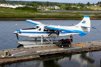 Campbell River Water Aerodrome - Image: Vancouver Island Air Float Plane, Campbell River, British Columbia, Canada (18780880426)