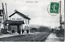 Station Rieux-Angicourt
