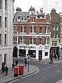 Vecchio Parioli, Aldersgate Street - Carthusian Street, EC1 - geograph.org.uk - 1131452.jpg