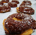 Vegan Peppered Lemon Carob Dipped Short Bread Cookies (3315232740).jpg