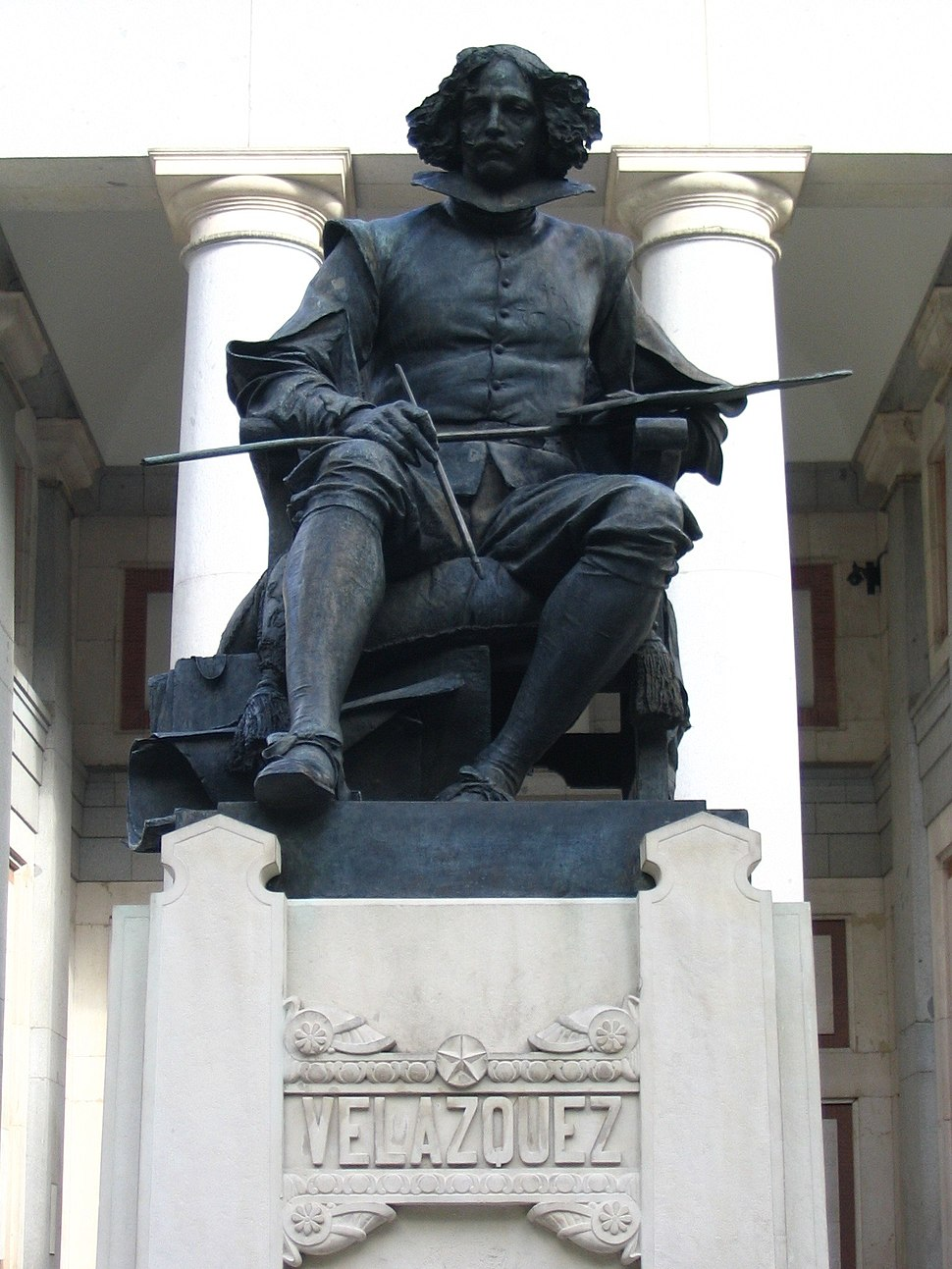 Velázquez en El Prado