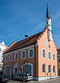 Velden (Vils) Marktplatz 21 - altes Rathaus 2014.jpg