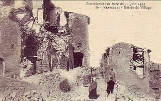 1909 Lambesc earthquake