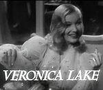 Veronica Lake w Sullivan's Travels
