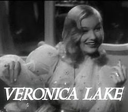 Veronica Lake i Med tio cents på fickan