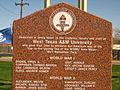 Veterans Memorial in Amarillo, Texas IMG 0132.JPG