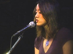 Vienna Teng - Joe's Pub NYC 4-7-07 Photo by Anthony Pepitone.jpg