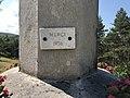 Vierge de Charchilla - plaque merci 1956.JPG