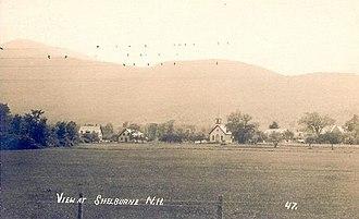 Shelburne, New Hampshire - View at Shelburne c. 1915