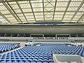 View at pitch level towards Presidential Box at Estádio do Dragão.jpg