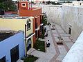 View from City Walls - Campeche - Yucatan Peninsula - Mexico (15681675276).jpg