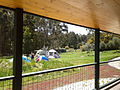 View from dorm room at Satyanand Yoga Rocklyn Ashram, Australia.jpg