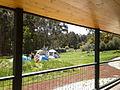 View from dorm room at Satyanand Yoga Rocklyn Ashram, Australia.jpg