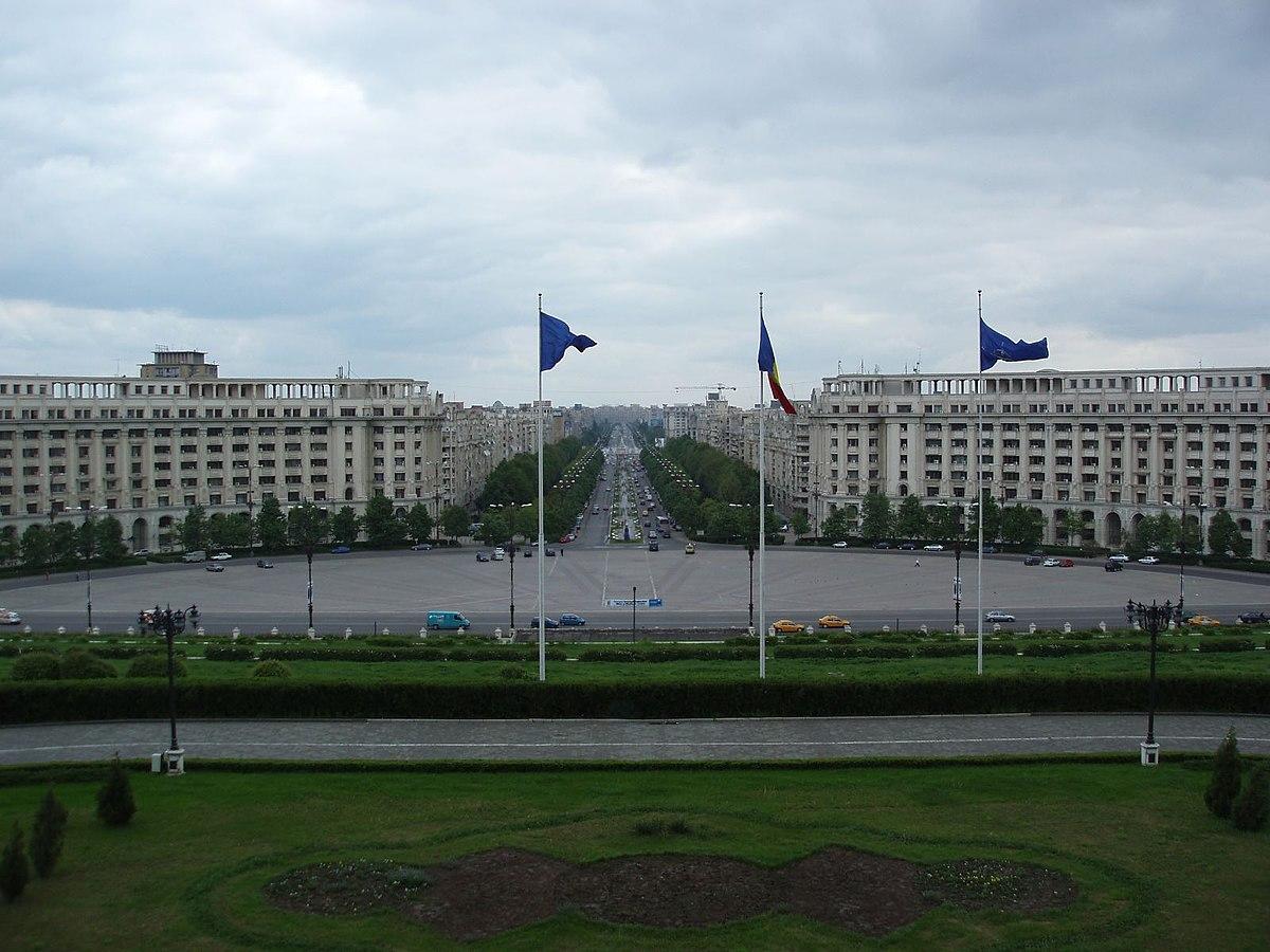 Bulevardul Unirii București Wikipedia