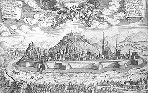 Brno - Brno c. 1700