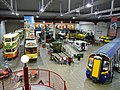 View of Museum Collections Glasgow Transport Museum.jpg