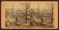 View of a boy with a drum and a dog. Dubuque, Iowa, by Root, Samuel, 1819-1889.png