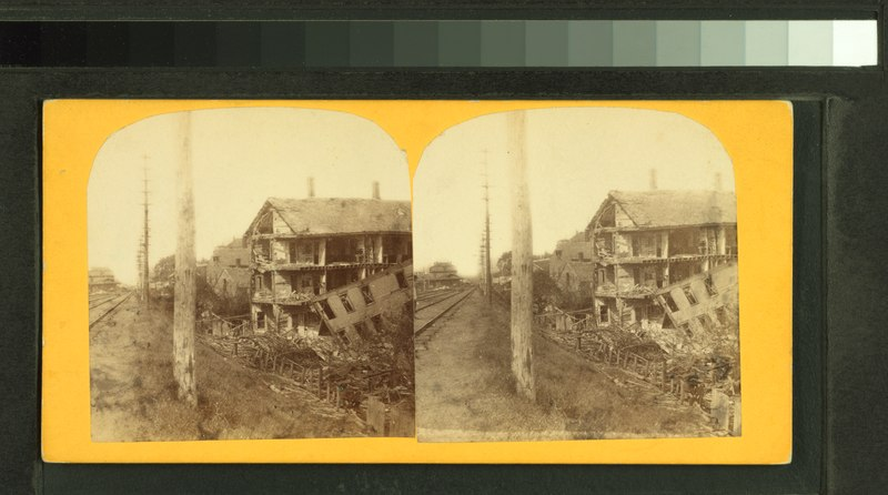 File:View of buildings on Southbridge street destroyed by explosion of a car of dualin on the Boston & Albany railroad, June 23, 1870 (NYPL b11707552-G90F289 001F).tiff
