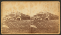 View of the 'Pensaukee disaster' (1877), showing damage to the the mill, by George W. Bauder.png