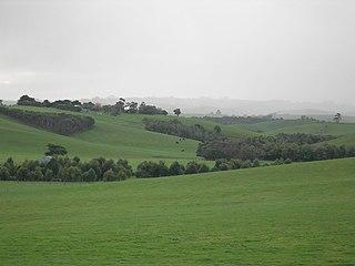 South Gippsland region of Gippsland in Victoria, Australia