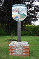 Village sign - geograph.org.uk - 1411773.jpg