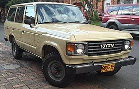 Toyota Land Cruiser - Wikipedia