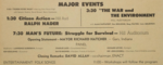 Vintage schedule from an environmental conference at the University of Michigan.png
