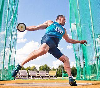 Virgilijus Alekna athletics competitor