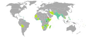Eritrean passport - Countries offering visa-free or visa-on-arrival  for Eritrean passport holders