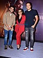 Vishal Jethwa, Rani Mukerji and Gopi Puthran in 2019.jpg