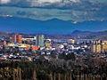 Vista desde cerro curamavida (3 km a las afueras de la ciudad).jpg