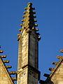 Vitré (35) Église Notre-Dame Façade sud 4ème pinacle.JPG