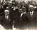 Vizita lui Nicolae Ceaușescu în Grecia. Sosirea la Atena.jpg