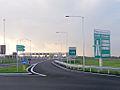 Vizzolo Predabissi - uscita autostradale.JPG