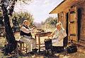Vladimir Makovsky - Making Jam.JPG