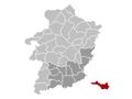 Voeren Limburg Belgium Map.png