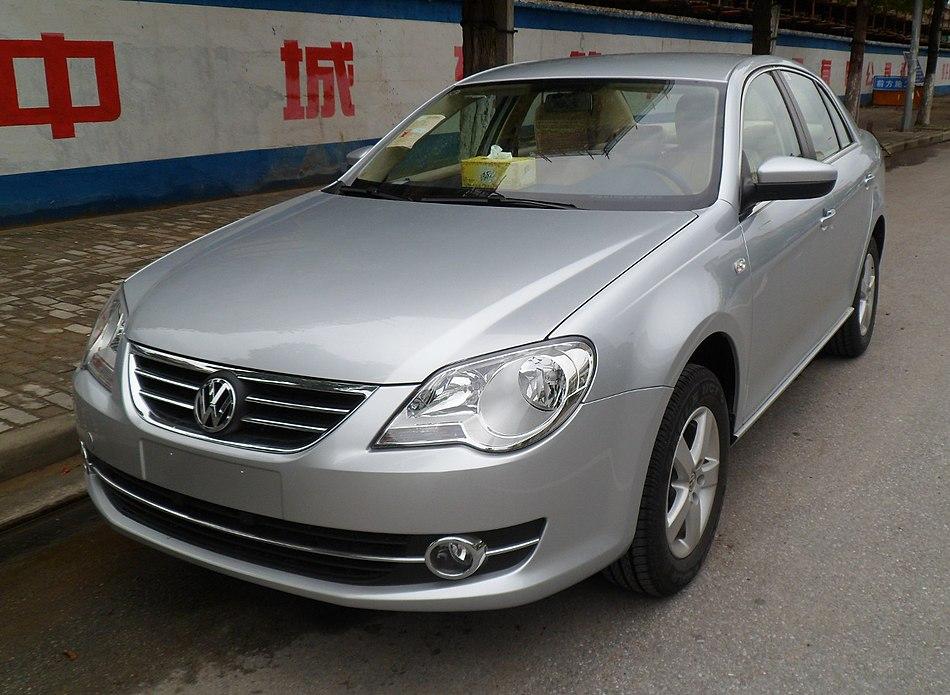 Volkswagen Bora (China) - eAnswers