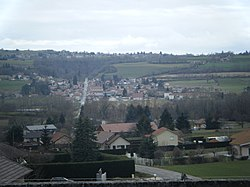Vue sur Biol depuis Montrevel.jpg