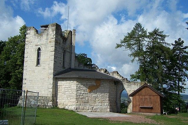 Bild Burg Frankenstein (Bad Salzungen)
