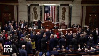 File:WATCH House votes to impeach Trump Trump impeachment.webm