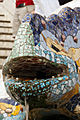 WLM14ES - Barcelona Salamandra y escalera 399 23 de julio de 2011 - .jpg